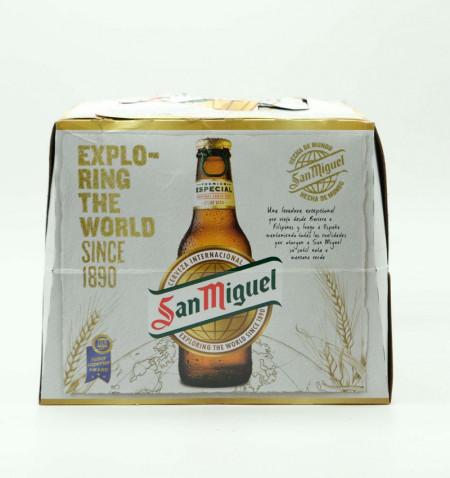Cerveza san miguel 25 cl pack 12 la tramuntana