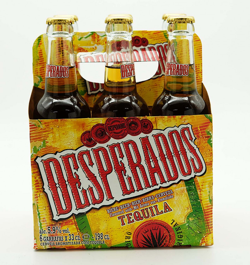 Desperados 33 Cl Box 6