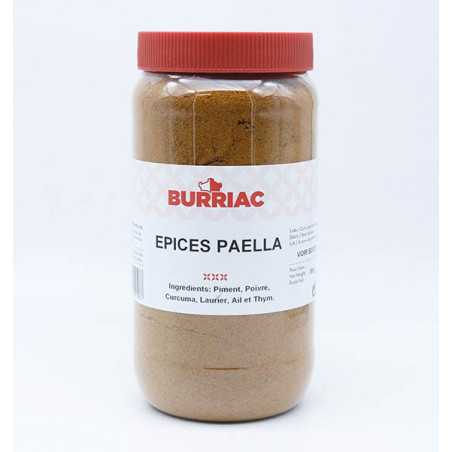 Burriac Paella la tramuntana