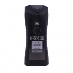 Axe Gel Black 400 ml la tramuntana