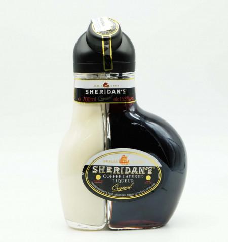 Crema de licor sheridans 70 cl la tramuntana