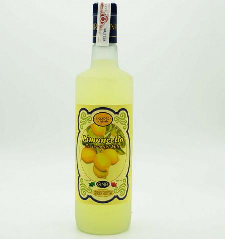 Licor de frutas limoncello del sole 30 grados 1 l la tramuntana