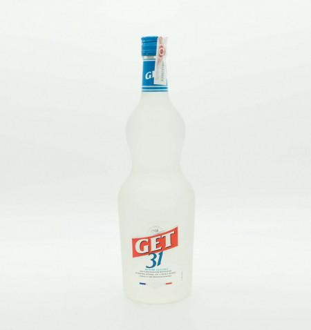 Licor de menta Get 31 blanco 1 l la tramuntana