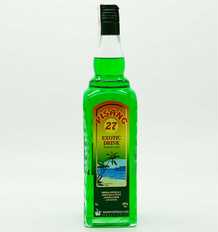 Licor tropical salas pisang 27 1 l la tramuntana