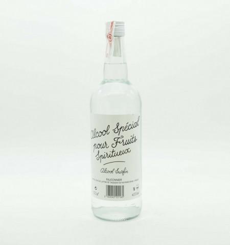 Aguardiente elivisa alcool fruits 40 graus 1 l la tramuntana