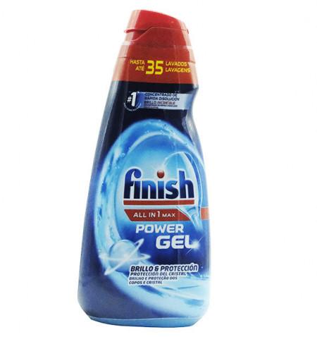 Finish Gel Tot En 1 Regular 660 ml la tramuntana
