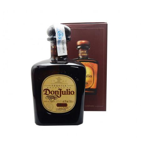 Don Julio Tequila Añejo la tramuntana