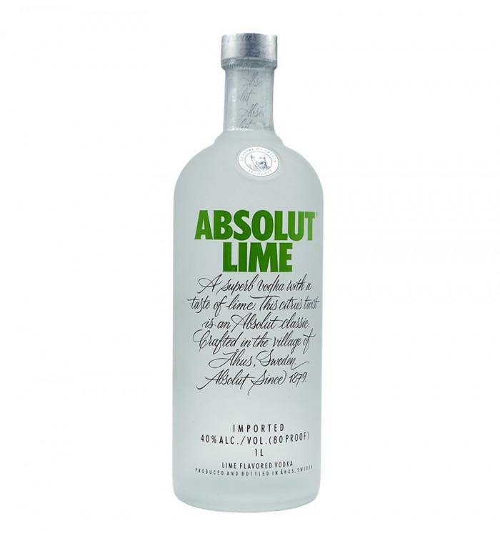 Absolut Vodka Lime la tramuntana
