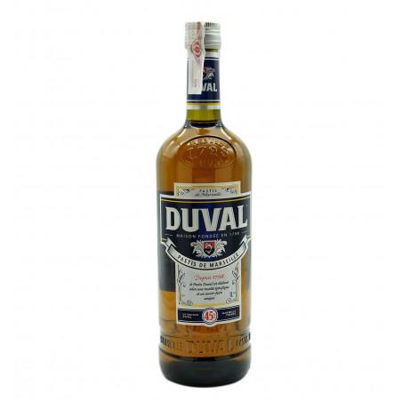 Pastis Duval 1 l la tramuntana