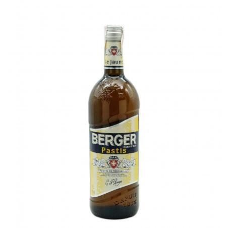 Pastis Berger amarillo la tramuntana