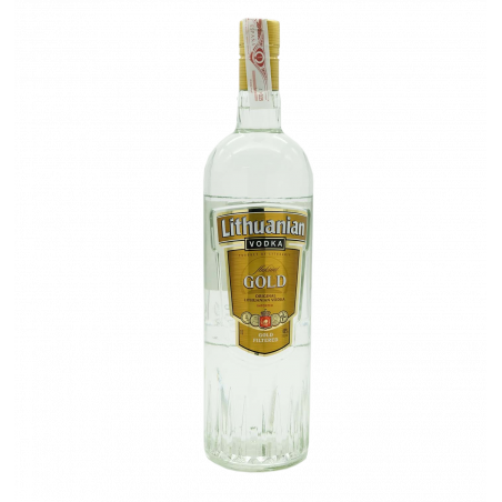 Lithuanian vodka gold la tramuntana