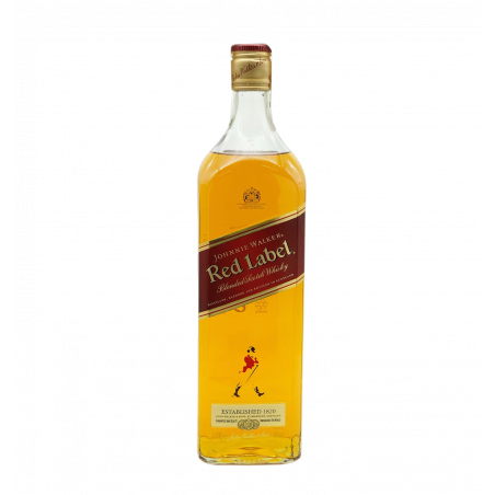 Johnnie walker red label 1 L la tramuntana