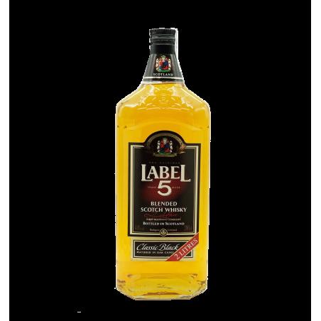 Label 5 2 L la tramuntana