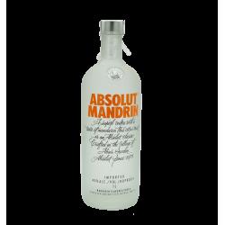 Absolut vodka mandrin la tramuntana