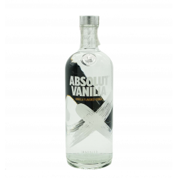 Absolut vodka vanilia la tramuntana
