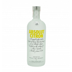Absolut vodka citron la tramuntana