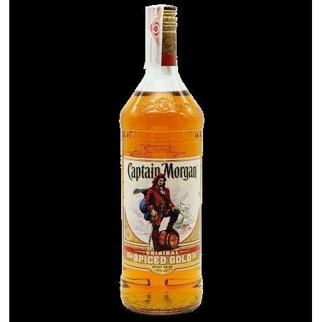 Captain morgan spiced gold 1 L la tramuntana