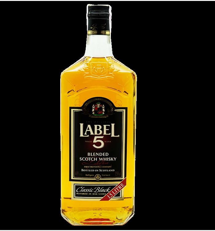 Label 5 150 cl la tramuntana