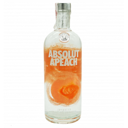 Absolut vodka peach la tramuntana