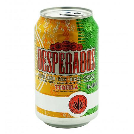 Cerveza desperados 33 cl la tramuntana