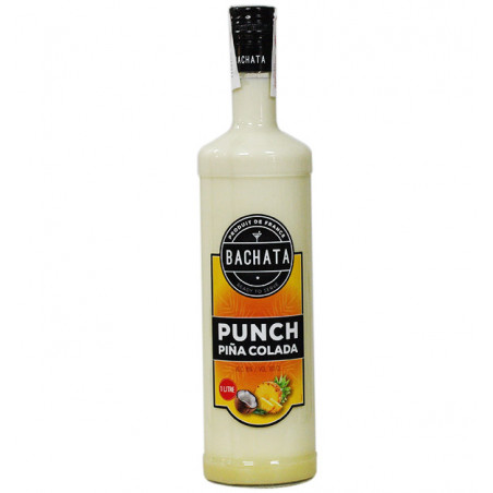 Licor tropical bachata punch pinya colada 1 l la tramuntana