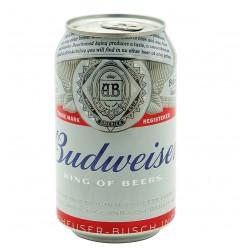 Cerveza budweiser 33 cl la tramuntana