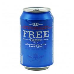FREE DAMM LLAUNA 33 CL