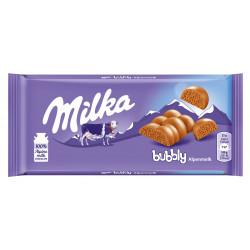 Milka bubbly 90 G Latramuntana