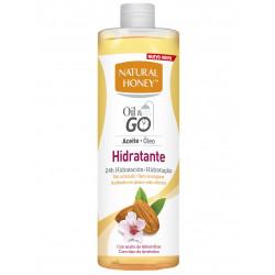 NATURAL HONEY BODY OIL ALMOND 330 ML Latramuntana
