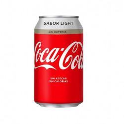 COCA COLA LIGHT S/CAFFEINE CAN 33 CL Latramuntana