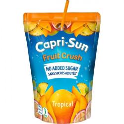 CAPRI SUN FRUIT CRUSH-TROPICAL 20 CL Latramuntana