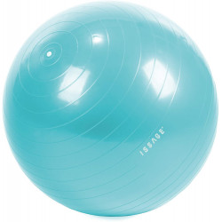 PERFORM AEROBIC AND FITNESS EXERCISES AT HOME WITH ISSAGE FIT-BALL EXERCISE BALL 55 CM Latramuntana