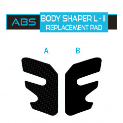 ABS BODY PAD L-II REMPLACEMENT ENTRINEMENT MUSCULAIRE Latramuntana