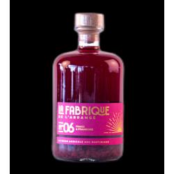 ARRANGÉ FRUITHÉ STRAWBERRY & RASPBERRY 70 CL Latramuntana