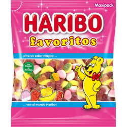 HARIBO FAVORITOS MAXIPACK 1KG Latramuntana