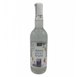 ALCOOL POUR FRUITS REUNION 95 1L Latramuntana