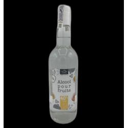 ALCOOL POUR FRUITS REUNION 40 1L Latramuntana