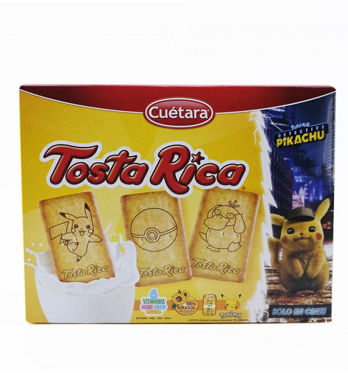 Cuetara Tosta Rica 570 g la tramuntana