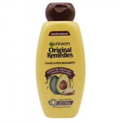 Original Remedies Xampu Alvocat Karite 600 ml la tramuntana