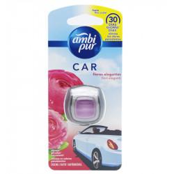 AMBI PUR CAR CLIP ELEGANT FLOWER Latramuntana