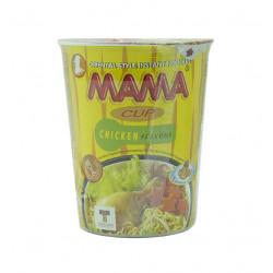MAMA CHICKEN FLAVOUR INSTANT NOODLES 70 G Latramuntana