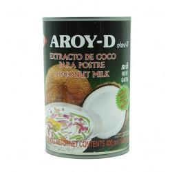 AROY D COCONUT MILK DESSERTS 400 ML Latramuntana