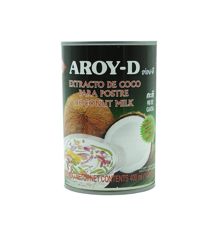 Aroy D Llet Coco Postres 400 Ml la tramuntana