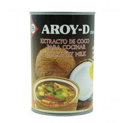 AROY D COCONUT MILK COOKING 400 ML Latramuntana