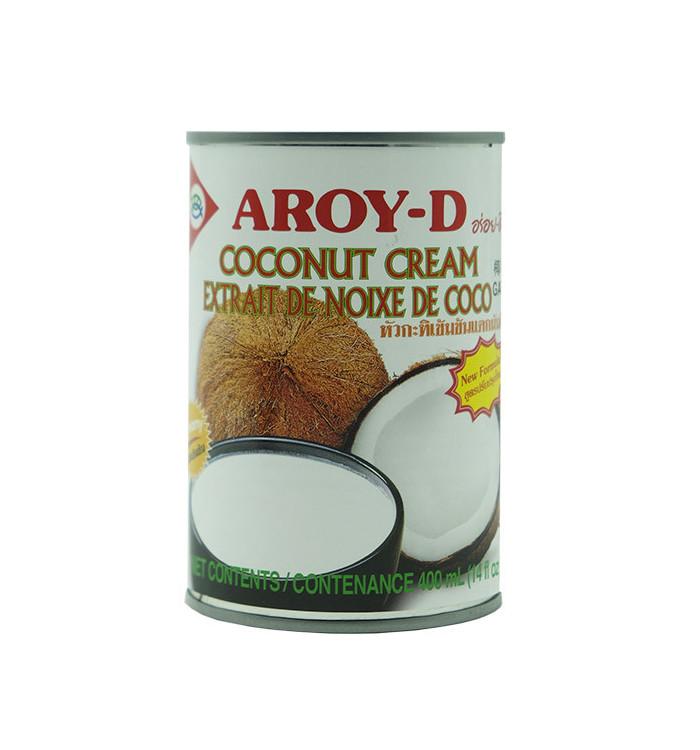 Aroy D Crema Coco 400 Ml la tramuntana