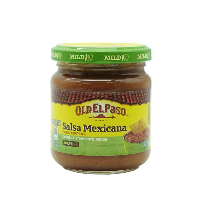 Old El Paso Salsa Mexicana 190 G la tramuntana
