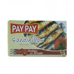 Pay Pay Sardinetes Tomata la tramuntana