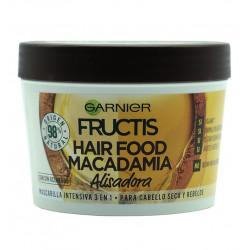 FRUCTIS HAIR FOOD SMOOTHING MACADAMIA MASK 390 ML Latramuntana