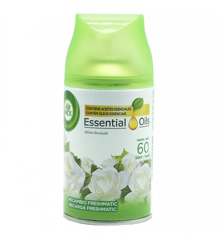 Air Wick Freshmatic Recarrega White Flowers 250 ml la tramuntana