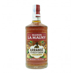 LA MAUNY RHUM ARRANGE COCOA 70 CL Latramuntana
